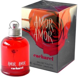 CACHAREL AMOR AMOR PROFUMO DONNA EDT 100ML VAPO Perfume Woman Natural Spray