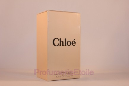 CHLOE' LOZIONE CORPO PROFUMATA DONNA 200ML Perfumed body lotion woman