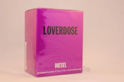 DIESEL LOVERDOSE PROFUMO DONNA EDP 50ML VAPO Perfume Women Spray