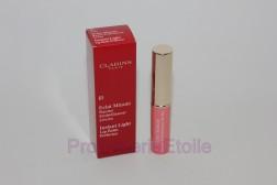 CLARINS ECLAT MINUTE BAUME LEVRES N.01 ROSE rossetto lucidalabbra
