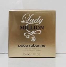 PACO RABANNE LADY MILLION EDP PROFUMO DONNA 50ML VAPO Perfume Women Spray