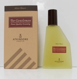 ATKINSONS FOR GENTLEMEN AFTER SHAVE DOPOBARBA RASATURA 90ML