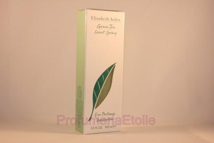 ELIZABETH ARDEN GREEN TEA PROFUMO DONNA EDT 100ML VAPO Perfume Woman Spray