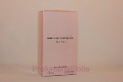NARCISO RODRIGUEZ HER PROFUMO DONNA EDT 30ML VAPO Perfume Women Natural Spray