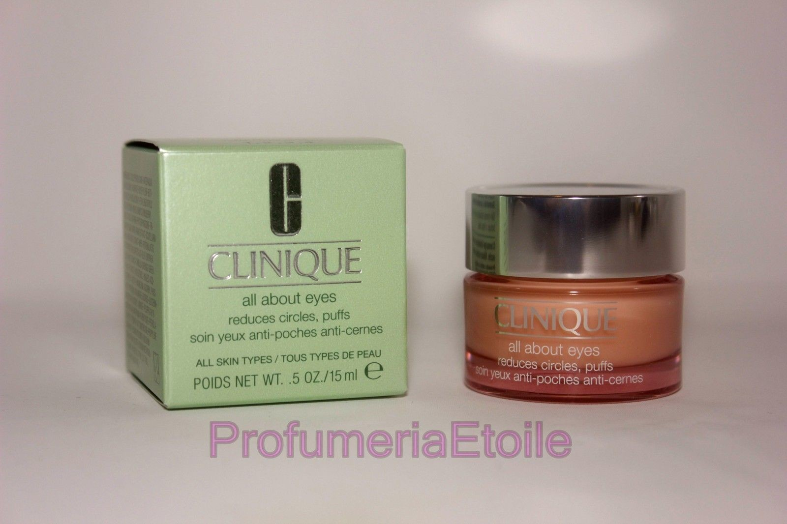 to buy super quality authentic quality CLINIQUE ALL ABOUT EYES CREMA-GEL IDRATANTE CONTORNO OCCHI 15 ML