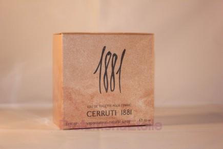 CERRUTI FEMME 1881 PROFUMO DONNA EDT 50 ML VAPO Perfume Women Spray