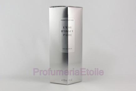 ISSEY MIYAKE EAU D'ISSEY PURE PROFUMO DONNA EDP 30ML VAPO Perfum Woman Spray
