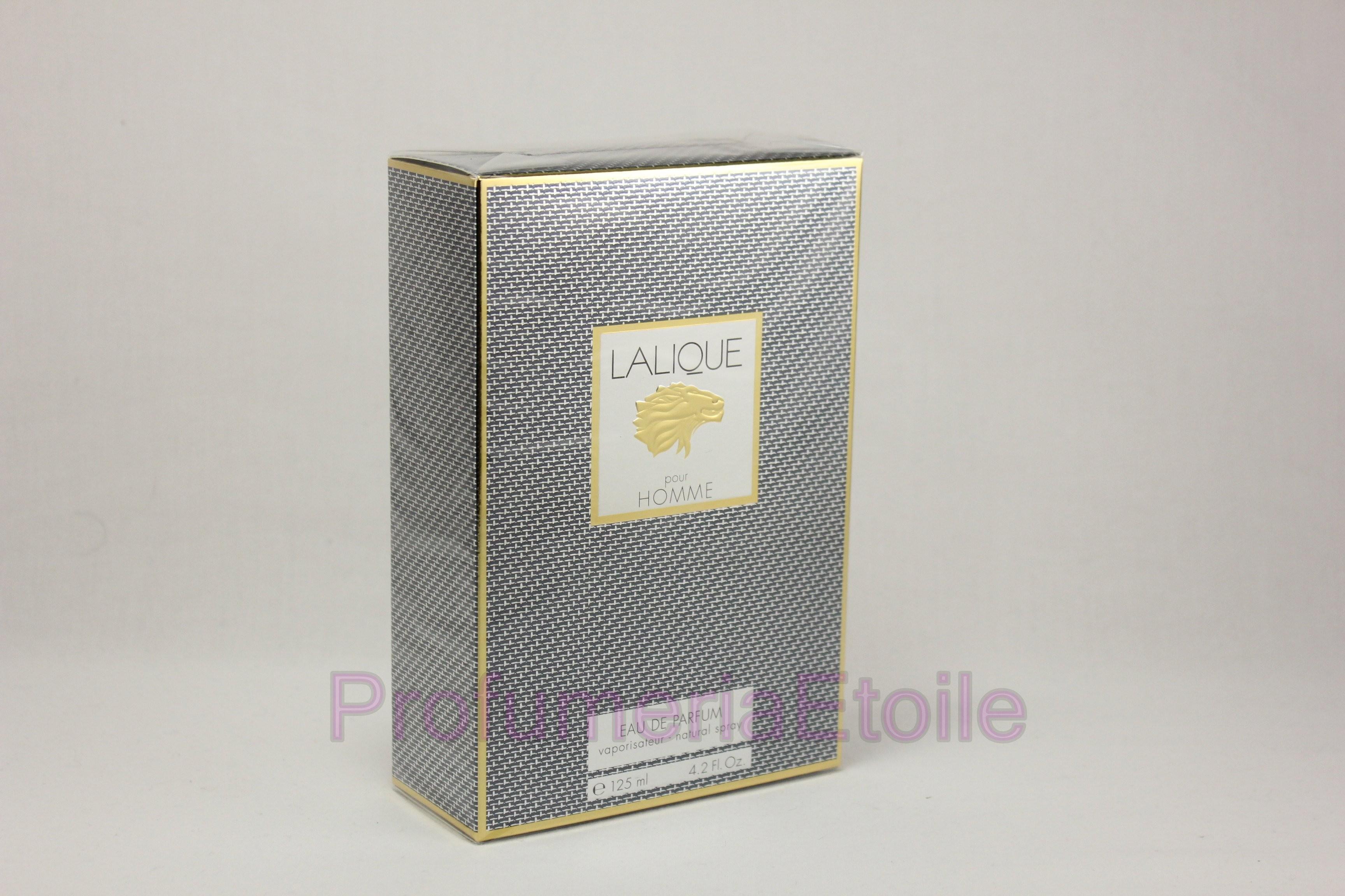 LALIQUE POUR HOMME LION PROFUMO UOMO EDP 125ML VAPO Perfume for Men Spray -  Profumeria Etoile 3f981d64740