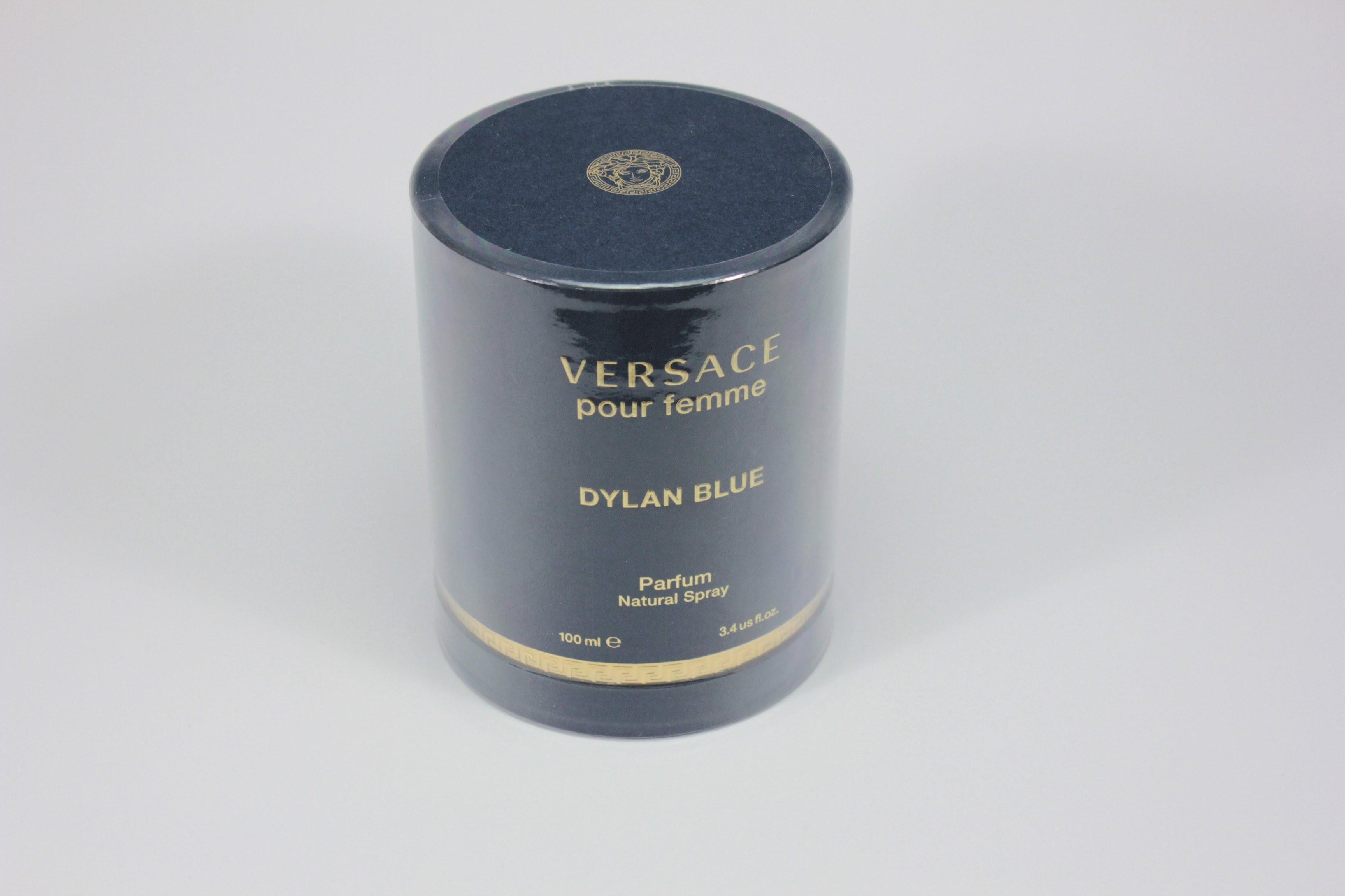 Versace Pour Femme Dylan Blue Parfum Perfume Women 100ml Spray