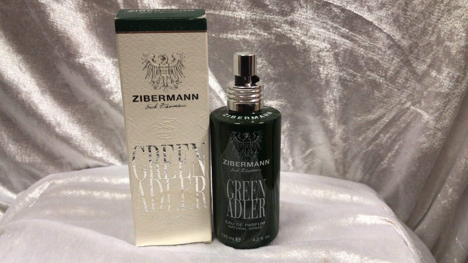 best online 100% genuine uk cheap sale ZIBERMANN ADLER GREEN UNISEX PROFUMO UOMO DONNA EDP 125 ML VAPO Perfume Men