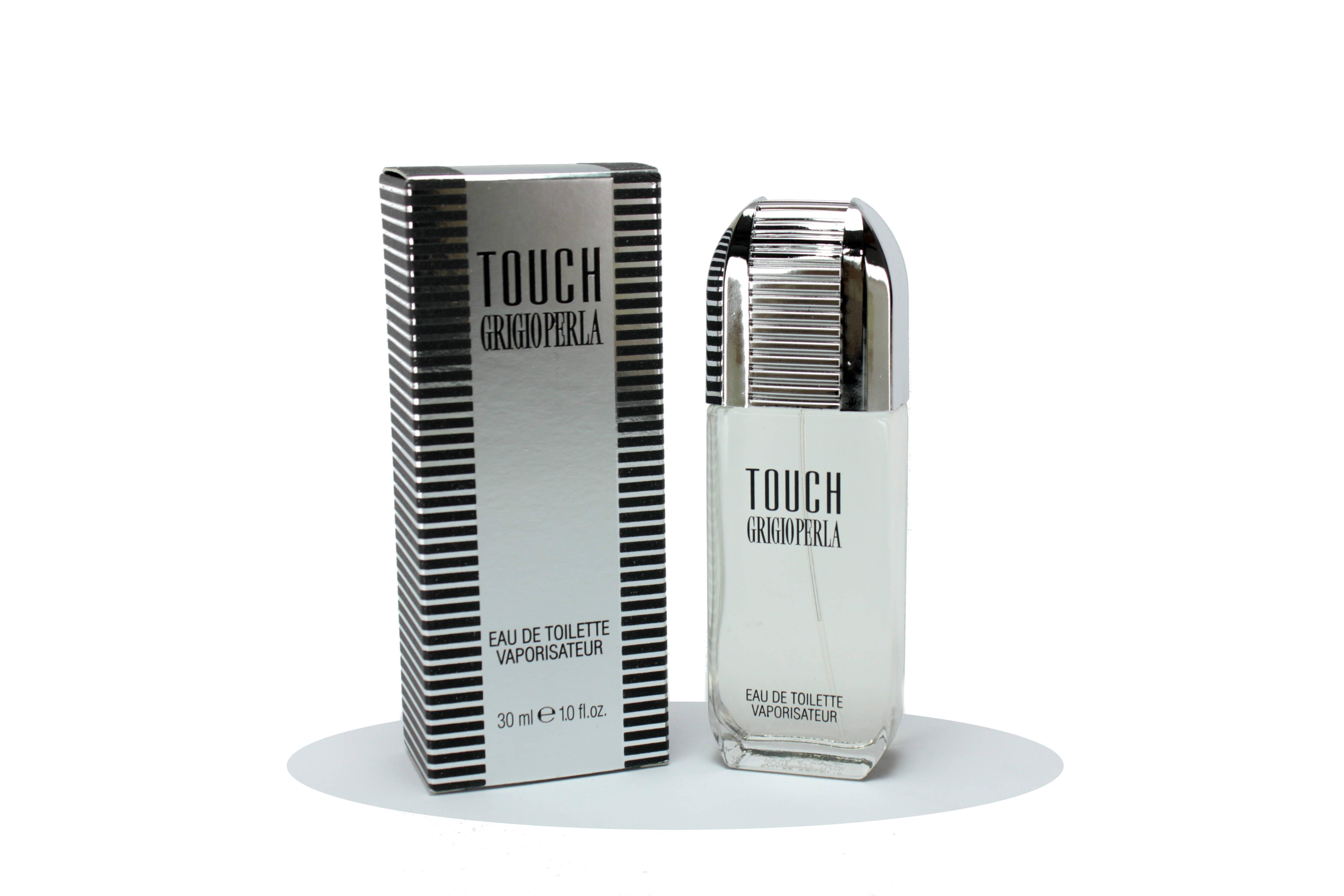 GRIGIOPERLA TOUCH EDT PROFUMO UOMO 30ML VAPO Perfume for Men Spray