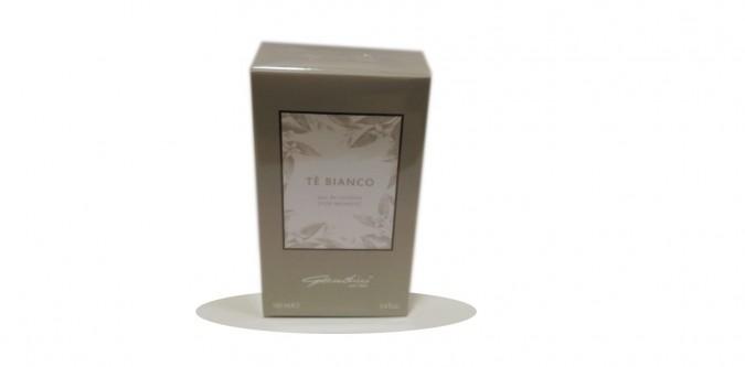 GANDINI TE BIANCO PROFUMO DONNA EDT 100ML VAPO Perfume for Women Spray