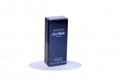 DAVIDOFF COOL WATER INTENSE PERFUME FOR MEN EDP 40ML VAPO Perfume Men