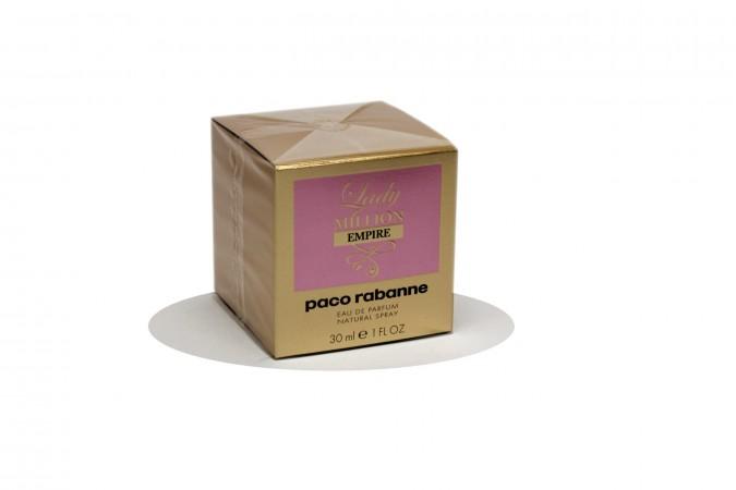 PACO RABANNE LADY MILLION EMPIRE PROFUMO DONNA EDP 30ML VAPO Perfume Woman