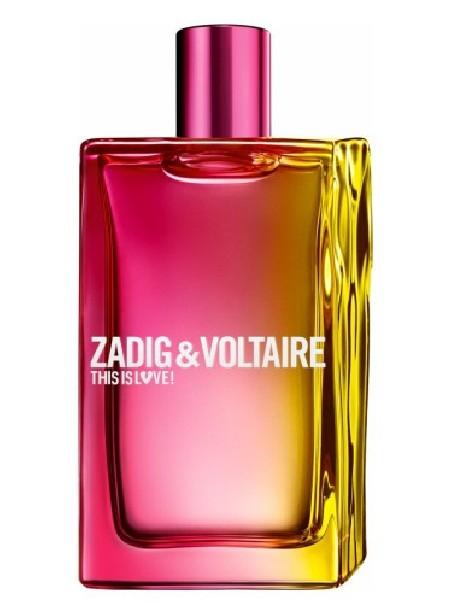 ZADIG & VOLTAIRE THIS IS LOVE HER PROFUMO DONNA EDP 30ML VAPO Perfume Woman