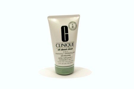 Clinique All About Clean 2 In 1 Gelée Nettoyante + Exfoliante 150ml